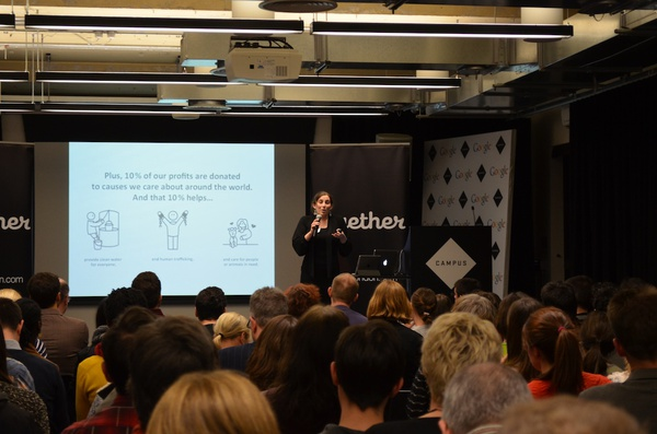 20 Notes from Confab Fringe Meetup in London: #cslondon13