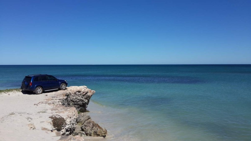 Lancelin Beach Toyota