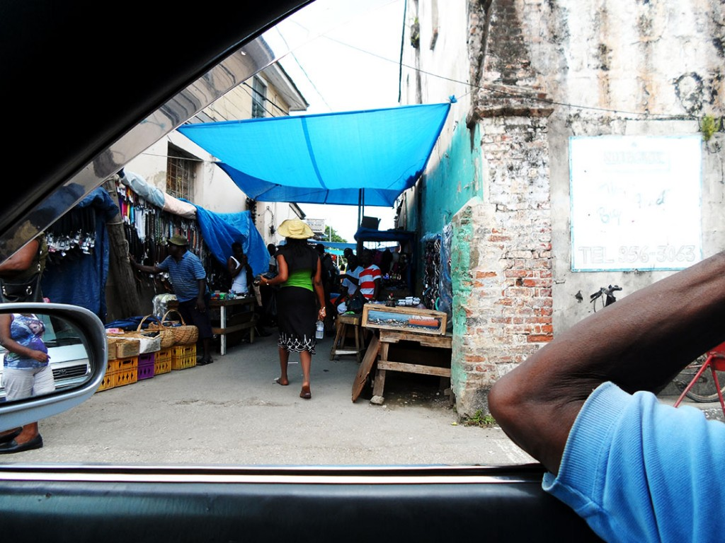 Streets of Negril